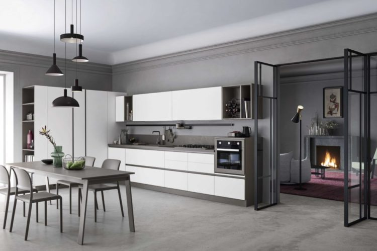 Cucina SKY bianco